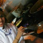 Chef Helena Ibarra